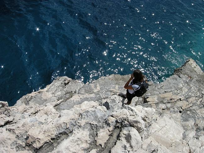 Lodní deník: Mljetská plavba (Chorvatsko na kole)