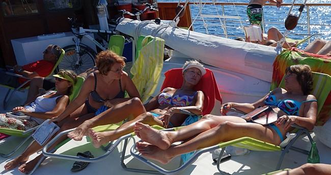 Lodní deník: Jižní cykloplavba - z Dubrovniku do Trogiru